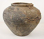 Ancient Chinese Globular Pot