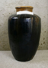 Ming Emperors Glazed Urn HUGE