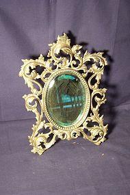 Bronze Dressing Table Vanity Mirror