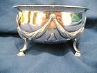 Georgian Irish Silver Bowl