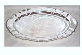 Chippendale Sterling Tray or Platter by Gorham