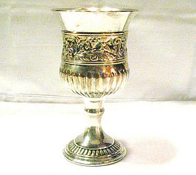 Matthew Boulton Old Sheffield Plate Goblet
