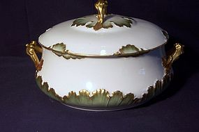 Limoges Soup Tureen with Lid; Charles Field Haviland