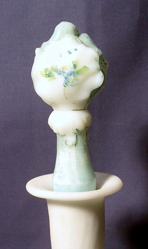 Victorian Barber Scent Bottle