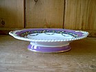 Staffordshire Footed Double-handled Compote Dish