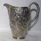 Kirk Sterling Silver Pitcher
