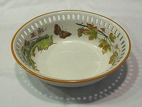 Wedgwood Openwork Creamware Bowl