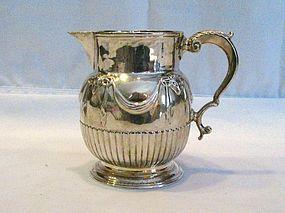 Early Georgian Cream or Milk Jug 1764