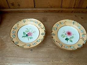 Rockingham English Compote Dishes