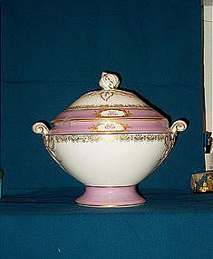 Vieux (OLD) Paris Covered Tureen