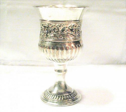 Matthew Boulton Old Sheffield Silver Plate Goblet