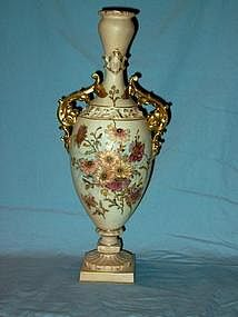 Royal Rudolstadt Urn