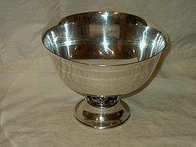 Sterling Silver Compote in the Jensen Style