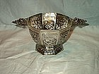 Continental Silver Quaiche Bowl (Dutch)