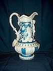 Large Impressive KPM Pitcher or Ewer