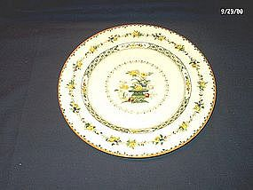 Royal Doulton Luncheon Plates; set of 12; 1910