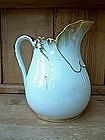 Old Paris Porcelain Pitcher