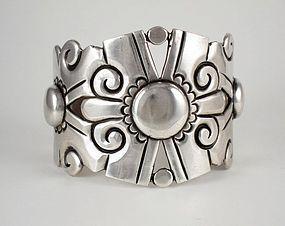 1930's Sterling Silver 980 WILLIAM SPRATLING Bracelet