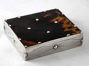 WILLIAM SPRATLING Silver Box 1949-52