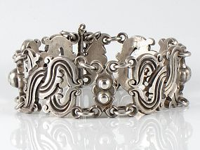 WILLIAM SPRATLING 980 SILVER VINDOBONESIS BRACELET