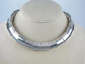 ANTONIO PINEDA CLASSIC 970 STERLING SILVER NECKLACE