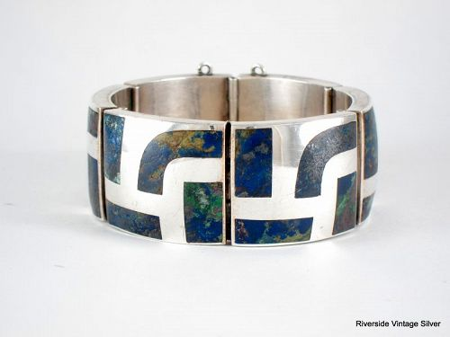 Andy WARHOL Collection Piedra Y Plata Felipe MARTINEZ Bracelet