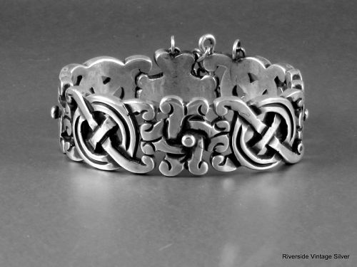 William SPRATLING Bracelet  Sterling Silver 1940's