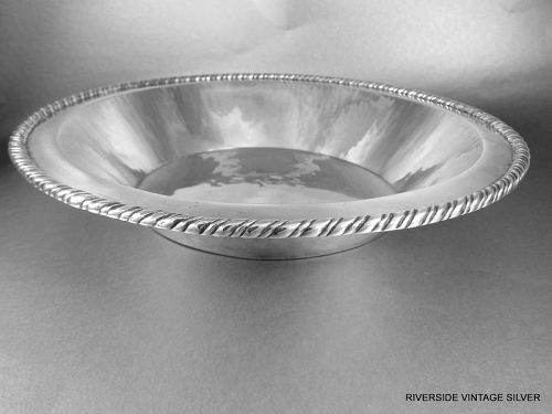 William SPRATLING Large Bowl Sterling Silver 1940's