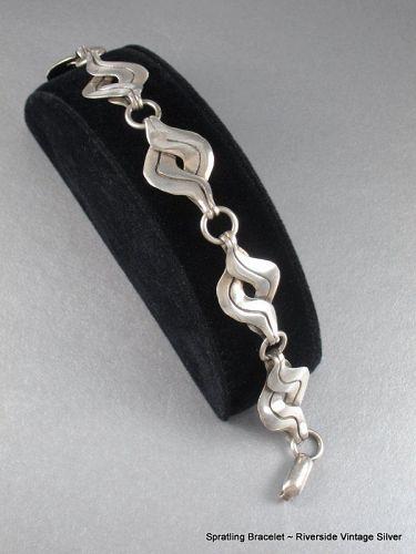 William Spratling Bracelet Sterling Silver