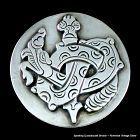 William Spratling Quetzalcoatl Silver Pin 1930's