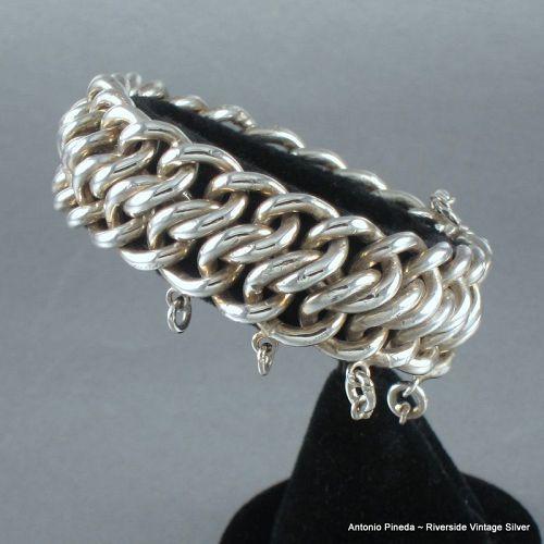 Antonio Pineda SILVER BY TONO Charm Bracelet