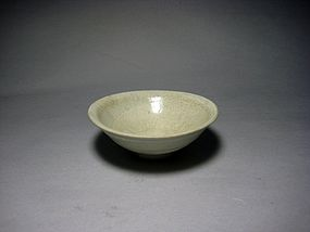 A Beautiful White-Glazed Bowl of Song Dynaty.