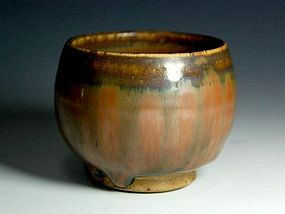 A Lovely Cizhou Tea Bowl of Jin Dynasty,12/13th Century