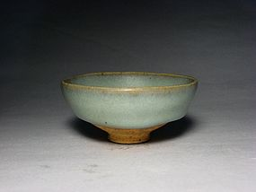 A Lovely Junyao Cup of Yuan Dynasty, 13th Century