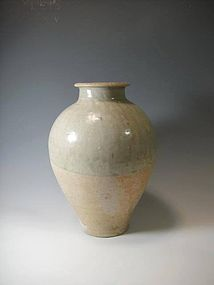 A Beautiful Tang Jar in Nice Shape