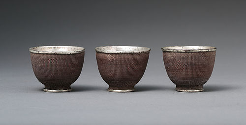 Charming Wine Cups of Qing Dynasty