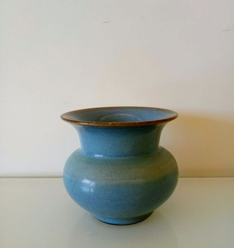 A Rare Junyao Zadou of Jin Dynasty