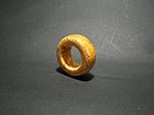 A Charming Ivory Ring of 18th Century