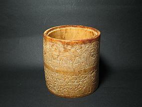 A Rare Ivory Pot of 18th century