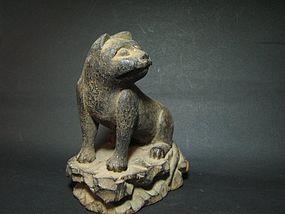 A Wood Daoist Tiger Deity