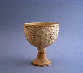 A Unique Stem-Cup of Northern Qi Dynasty(5th/6th)
