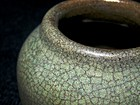 A Ge-typed Longquan Water Pot of Ming Dynasty