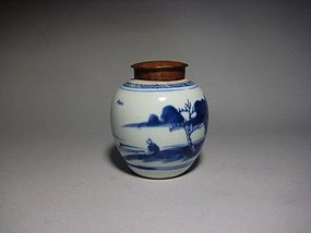 A Decent Tea Caddy of 18th Century