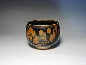 A Decent Cizhou Tea Bowl of Jin Dynasty,12/13th Century