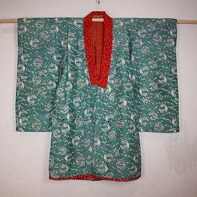 Japanese Edo katazome & shibori Child kimono