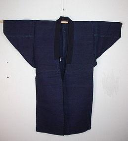 Meiji ootsuzure noragi ( work coat)  wisteria and paper