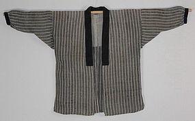Meiji Henp Noragi Iwate thick Sakizome-dyde