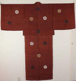 Edo Traditional Bugaku-Clothes rare