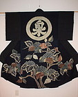 Edo high quality tsutsugaki textile yuzen dye yogi
