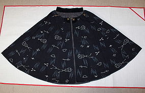 Edo Indigo dye high-quality Kasuri Cotton Kappa textile